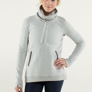 Lululemon Athletica Avenue Pullover Sweater